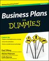 Business Plans For Dummies, 3rd Edition:Book Information - For Dummies