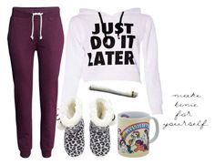 """Senza titolo #1589"" by sasilovesyou ❤ liked on Polyvore featuring H&M"