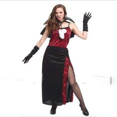 Costumes Show Clothing Noble Vampire Cosplay Witch Costume Party Halloween Costumes Witch Costumes Witch Costumes, Halloween Fancy Dress, Girl Costumes, Halloween Costumes For Kids, Vampire Costume Kids, Gothic Vampire Costume, Halloween Vampire, Fancy Dress Up, Carnival