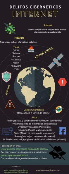 3 Infografías sobre delitos informáticos - NeoAula