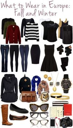 outfits para invierno PARIS - Buscar con Google