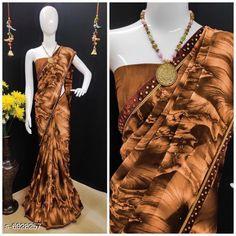 Sarees CLassy women saree Saree Fabric: Lycra Blouse: Running Blouse Blouse Fabric: Lycra Pattern: Printed Multipack: Single Sizes:  Free Size (Saree with running blouse length size :6.03mtr) Country of Origin: India Sizes Available: Free Size   Catalog Rating: ★4.1 (437)  Catalog Name: Kashvi Ensemble Sarees CatalogID_1106257 C74-SC1004 Code: 425-6928257-5931