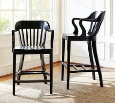 Courthouse Barstool | Pottery Barn