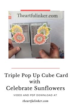 Card Making Templates, Card Making Tutorials, Card Making Techniques, Making Ideas, Origami Templates, Box Templates, Fancy Fold Cards, Folded Cards, Box Cards Tutorial