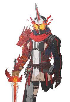 D D Characters, Fantasy Characters, Samurai, Kamen Rider Series, Superhero Design, Fantasy Rpg, Fantasy Character Design, Geek Culture, Power Rangers