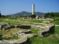 The Pythagoreion and the Heraion, an ancient port with stunning Roman and Greek monuments, and a temple honoring the Samian Hera, are where you can witness the most visible signs of invasion. #unesco #Pythagoreion #Heraion #Samos #Greece #Monterrasol #travel #privatetours #customizedtours #multidaytours #roadtrips #travelwithus #tour #nature #art #beautiful #thisisgreece #destination #tourism #beauty #green #mountains #architecture #history #culture #Greek #Ionian #island #unescosite Day Tours, World Heritage Sites, Samos Greece, Golf Courses, Tourism, Road Trip, Greek, Culture, Island