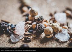 Foto 'Gewürzmischung XIII' von 'johny schorle' #food #foodphotography #photography #stock  #paleo #vegan #vegetarian #macrophotography #spices #seasonings #blend #salt
