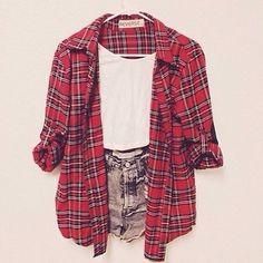 #grunge #fashion #cute #summer