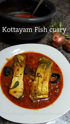 WMF Cutlery And Cookware - One Of The Most Trustworthy Cookware Producers Kottayam Fish Curry Recipe Bengali Fish Recipes, Goan Recipes, Spicy Recipes, Curry Recipes, Seafood Recipes, Indian Food Recipes, Kerala Recipes, Chinese Curry Recipe, Kerala Fish Curry