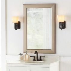Try This One For The Powder Room Frame Looks Beaded