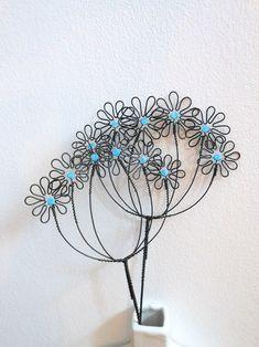 Květuška modrá -zápich