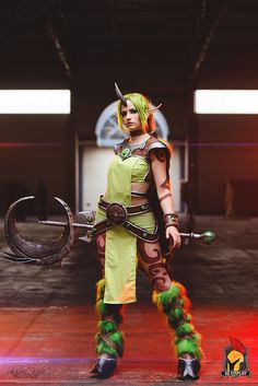 Soraka - League of Legend - LoL - Riot Games - Support - Cosplay