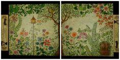 livro jardim secreto johanna basford | Resenha do livro: Jardim Secreto de Johanna Basford