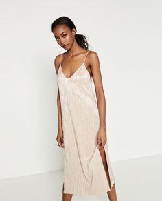 Image 3 of LONG DRESS from Zara