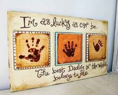 Gifts to Make For Dad.....find over 40 crafts to make for men for Father's Day, Christmas, Valentine's Day.