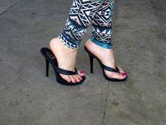 VIP 5 pulgadas zapatos hechos a mano negro cuero por IdealHeels