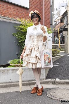 Harajuku Fashion Walk #11 Street Snaps