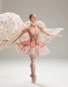 PInk Princess Ballerina......