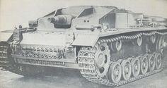 Modelismo militar e Historia: Sturmgeschütz III ausf e