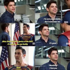 I love Jeremy Supergirl Superman, Supergirl And Flash, Supergirl Season, Jordan Quotes, Carters Baby, Baby Gap, Baby Boys, Superhero Shows, Justice League Unlimited