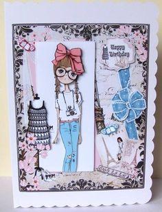 Ooh La Fashion Madison by Margaret McCartney