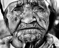 Portraits from Morocco by Nour El Ghoumari, via Behance