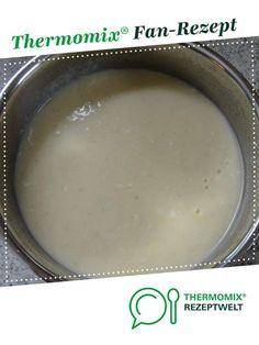 Spargelsuppe von fanscher. Ein Thermomix ® Rezept aus der Kategorie Suppen auf www.rezeptwelt.de, der Thermomix ® Community.