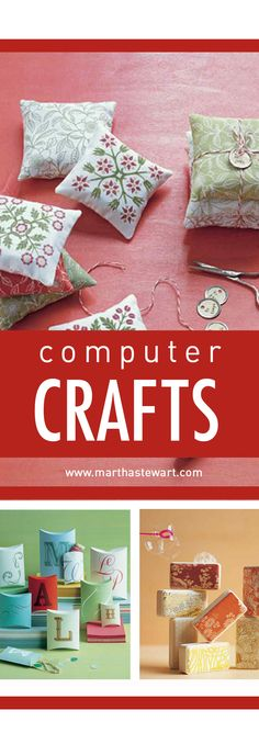 11 Crafts You Can Make on Your Computer