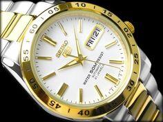 SEIKO Five Master SNKE04K1 Presidential Orologio Automatic Watch Day Date