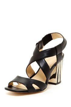 59c53feccfe Calvin Klein Vaelyn Zebra High Heel by Calvin Klein Footwear on