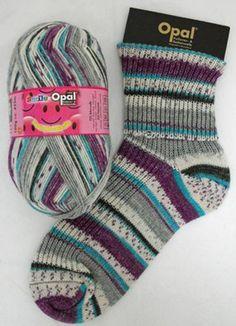Woolstack - Opal Smile Sock Yarn - Cheerful (7937), �7.95 (http://www.woolstack.co.uk/opal-smile-sock-yarn-cheerful-7937/)