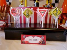 """Photo 1 of 80: Disney Cars / Birthday """"Anderson's 2nd Birthday Party!""""   Catch My Party"""