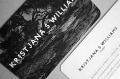 Kristjana S Williams - Mitra Ketabi Design