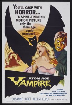 horror movie posters vintage - Google Search