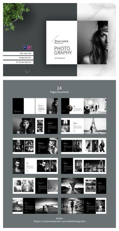 Ideas Fashion Portfolio Layout Beautiful For 2019 Brochure Design, Brochure Template, Brochure Layout, Free Brochure, Creative Brochure, Corporate Brochure, Business Brochure, Portfolio Design Layouts, Indesign Portfolio