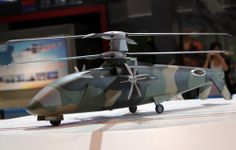 Chinese Z-X Experimental Compound Helicopter with Coaxial Rotors | Chinese Military Review