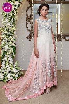 Maria B.'s Wedding Style Tips for the Elegant Bride | Blushing bride | View the gallery on #BeautifulYou #Pakistan