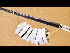 Kinder-Musikinstrumente aus Abfall selber machen