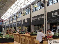 El Mercado da Ribeira en Lisboa acoge varios puestos de grandes chefs, así como helados, sushi o hamburguesas. Aquí te contamos qué comer allí y cómo llegar