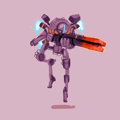 I Animated my favorite Titans - Album on Imgur