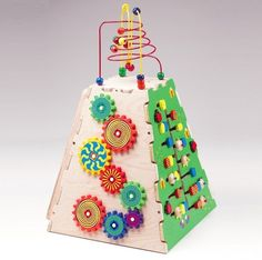 Rollercoaster, los juguetes para aprender, divertir y además...¡decorar!