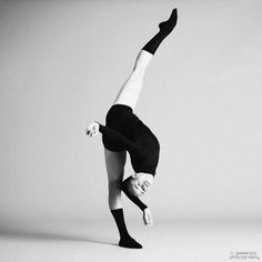 Ballet: A study in making pain look effortless