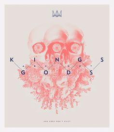 Kings and Gods by Nuno Aguiar, via Behance