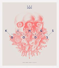 Kings and Gods by Nuno Aguiar, via Behance