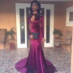 Backless Mermaid Beading Prom Dress,Long Prom Dresses,Charming Prom Dresses,Evening Dress, Prom Gowns, Formal Women Dress,prom dress