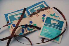 tea wallets by Mooncalf