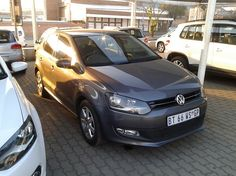 FOR SALE  2012 VW Polo 1.6 Comfortline – BT66WS Type:                     5 Dr petrol Hatch. Colour:                 Pepper Grey Metallic.  Mileage:              99 000km Features: 77kw, Manual. Radio, CD. Airbags. Alloy wheels. Price:               ONLY R139 950 Only valid for July 2016   * All prices include VAT, excludes on the road fees and any additional extras.  E&OE Call / SMS Nicky directly for this great deal on 072 714 7453 / nicdevilliers@um.co.za NOW at McDulings VW.