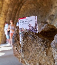 Libri in vacanza da Barcellona
