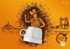"Pingada: ""La forma brasileña de beber café"""
