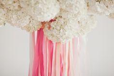 Traumhaft schöne Hochzeitsdeko mit dem Motto Wolke 7 | Friedatheres